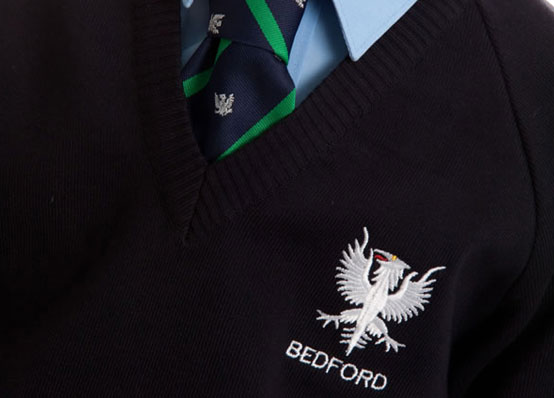 Embroidered School Uniform